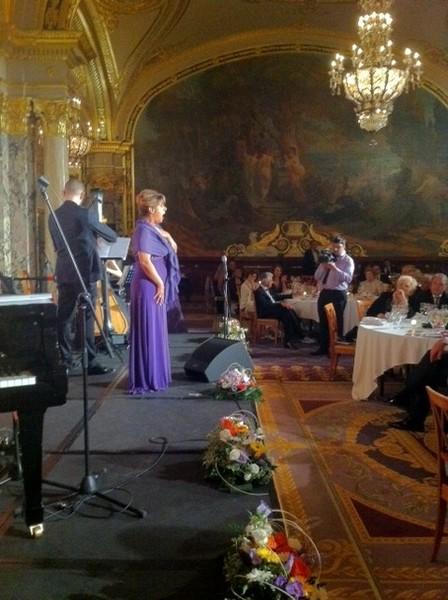 "Serata Italiana"" all'Hotel de Paris"