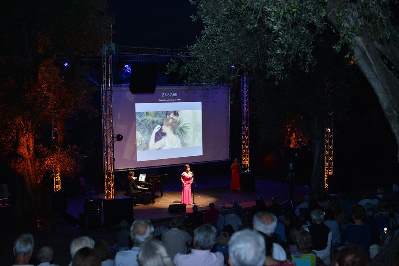 Concerto - Spettacolo dedicato a P. A. Renoir