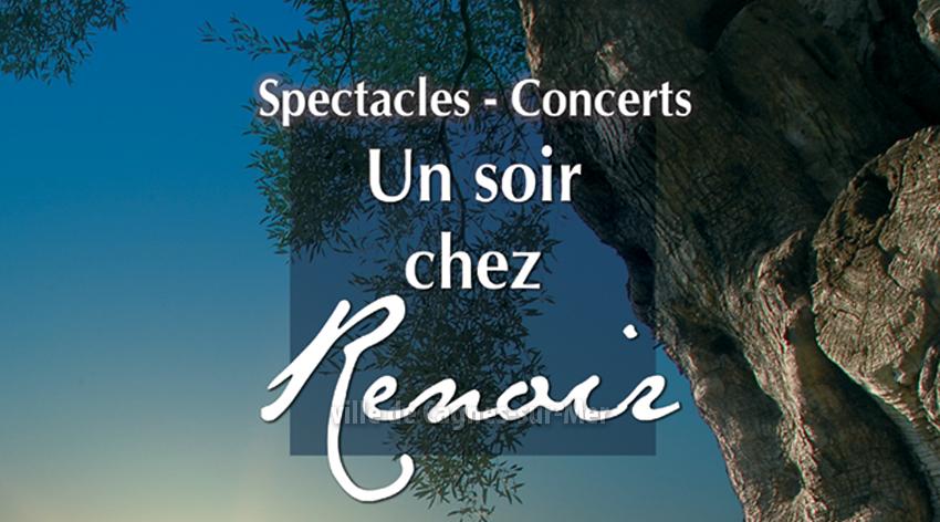 Spettacolo dedicato a P. A. Renoir